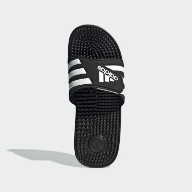 Winter Sports Black Adissage Slides