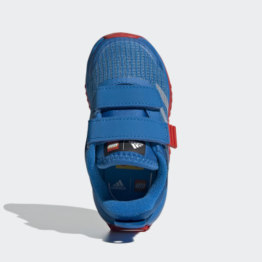 Chaussure adidas x Classic LEGO® Sport Bleu Bambins & Bebes 0-4 Years Course