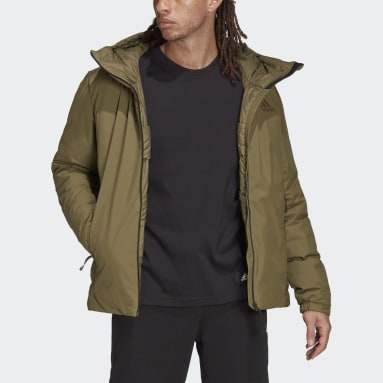 Men City Outdoor Green Traveer COLD.RDY Jacket