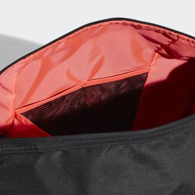 Women Gym & Training Black ID Duffel Bag
