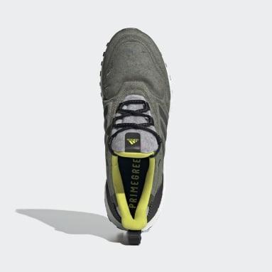 Mænd Løb Grøn Ultraboost COLD.RDY Lab sko