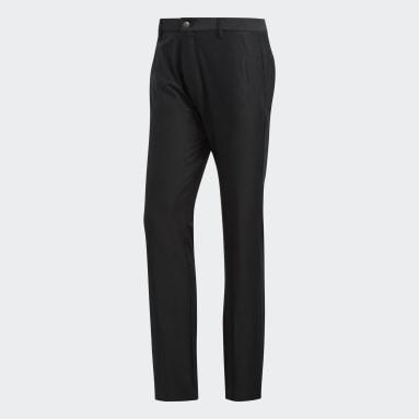 Men Golf Black Ultimate365 Classic Pants