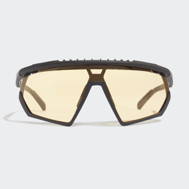 Běh černá Sluneční brýle Sport SP0029-H