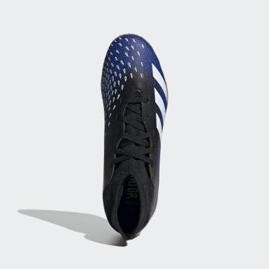синий Футбольные бутсы (футзалки) Predator Freak.4