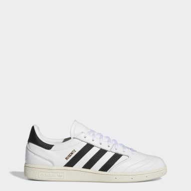 Men Originals White Busenitz Vintage Shoes