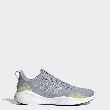 Erkek Koşu Gri Fluidflow 2.0 Ayakkabı