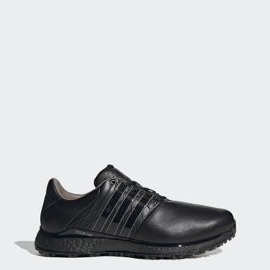 Golf Black TOUR360 XT-SL 2.0 Spikeless Golf Shoes
