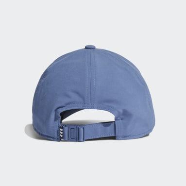 AEROREADY 3-Stripes Baseball Caps Blå