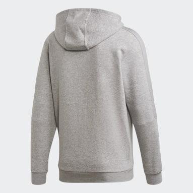 Mænd Originals Grå Outline hoodie