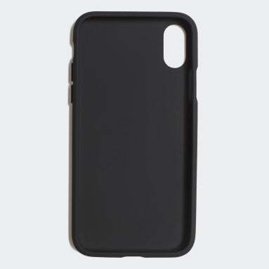 Originals Molded iPhone X Schutzhülle Schwarz