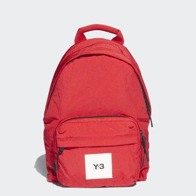 Y-3 červená Y-3 Techlite Tweak