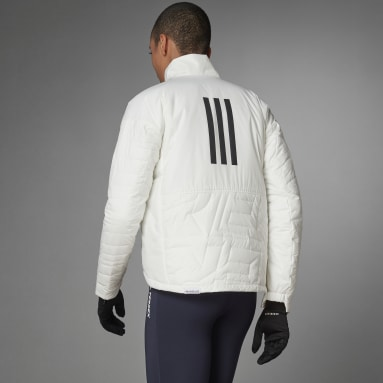 Women's TERREX White Terrex MYSHELTER PrimaLoft Parley Padded Jacket