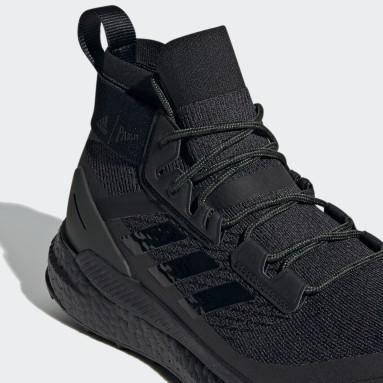 TERREX Black Terrex Free Hiker Parley Hiking Shoes