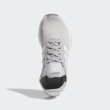 Chaussure Swift Run X gris Femmes Originals