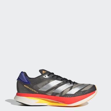 Running Grey Adizero Adios Pro 2.0 Shoes