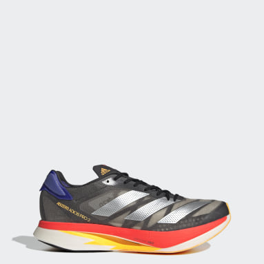 Chaussure Adizero Adios Pro 2.0 Gris Running