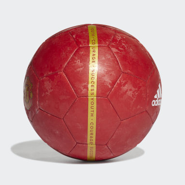 Pallone Home Manchester United FC Rosso Calcio