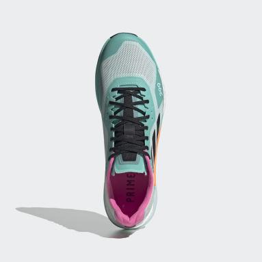 TERREX Grön Terrex Agravic Ultra Trail Running Shoes
