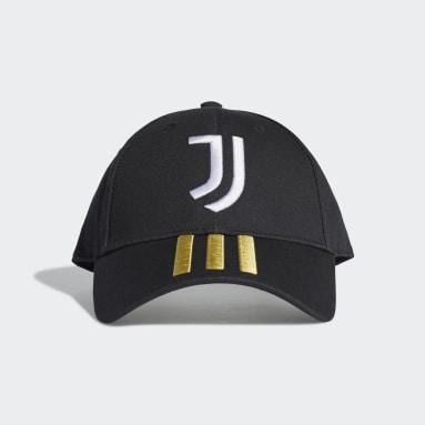 Football Black Juventus Baseball Cap