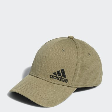 Men's Training Green Release Stretch Fit Hat