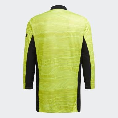 Fotbal žlutá Domácí dres Manchester United 21/22 Goalkeeper