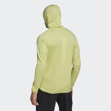 Casaco em Fleece Skyclimb TERREX Amarelo Homem TERREX