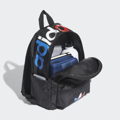 Originals Black Adicolor Tricolor Mini Backpack