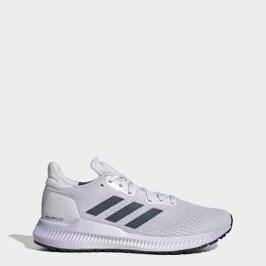 Women Running Grey Solarblaze Shoes