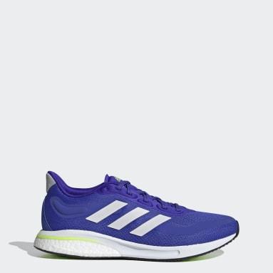 Men's Running Blue Supernova Shoes