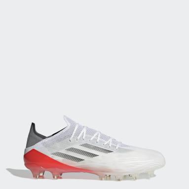 Scarpe da calcio X Speedflow.1 Artificial Grass Bianco Calcio