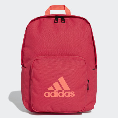 Girls Running Pink Classic Backpack