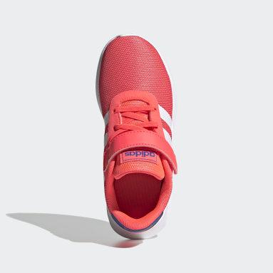 Children Essentials Pink Lite Racer 2.0 Shoes
