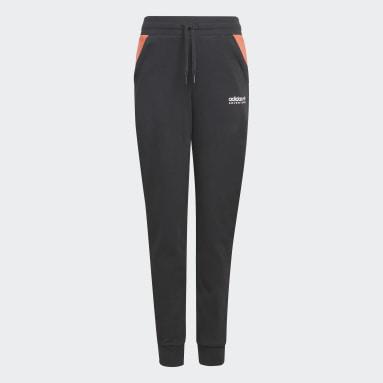 Kids Originals Black adidas Adventure Pants