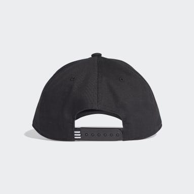 Originals Black Adicolor Trucker Cap