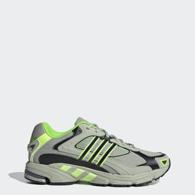 Men Originals Green Response CL Shoes