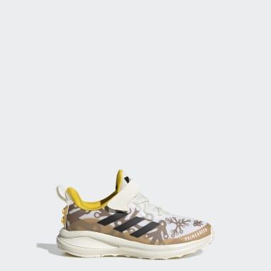 Kids Running White adidas Forta Run x LEGO® Baumhaus Shoes