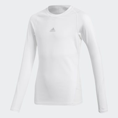 T-shirt Soccer blanc Adolescents Soccer