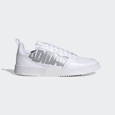 Originals White Supercourt Shoes