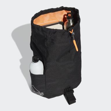 Women Training Black Standards Flap Backpack