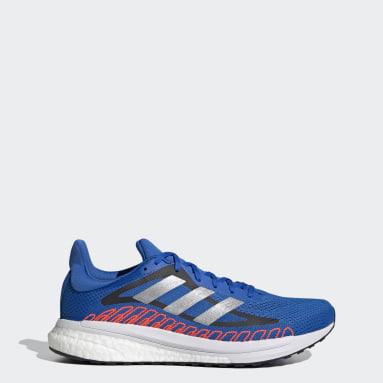 Chaussure SolarGlide ST Bleu Hommes Running