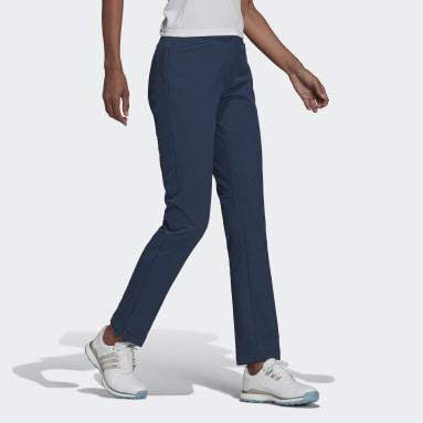 Women Golf Blue Primegreen COLD.RDY Pants