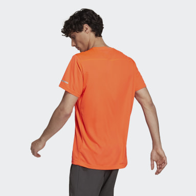 Playera para correr Run It Rojo Hombre Running