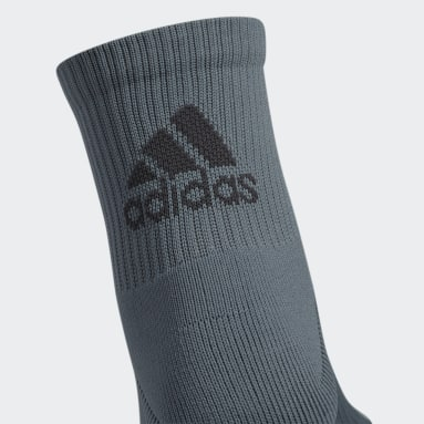 Men's Running Grey Superlite UB21 Quarter Socks 2 Pairs