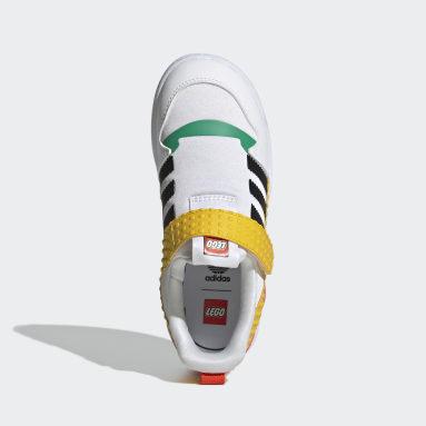 Kinder Originals adidas Forum 360 x LEGO Schuh Weiß