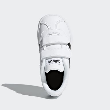 Chaussure VL Court2.0 blanc Bambins & Bebes Essentials