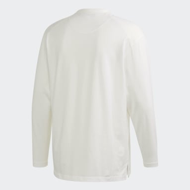 Y-3 CL Logo Tee Bialy