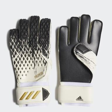 Soccer White Predator 20 Match Gloves
