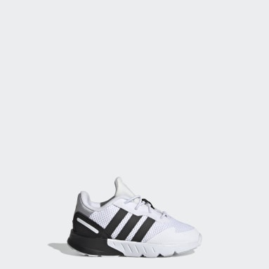 Infant & Toddler Originals White ZX 1K Shoes