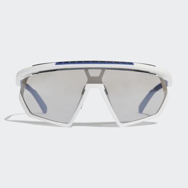 Running Sport Sonnenbrille SP0029-H Weiß