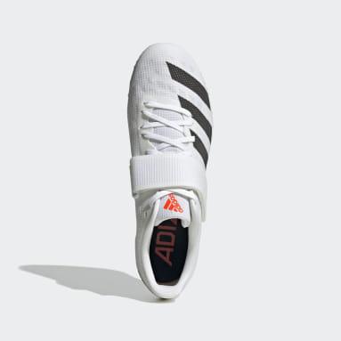 Track & Field White Adizero High Jump Tokyo Shoes
